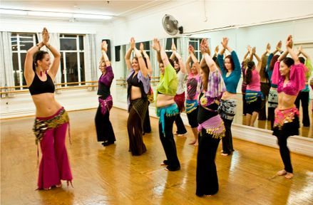 Photo of Phoenix Belly Dance Class