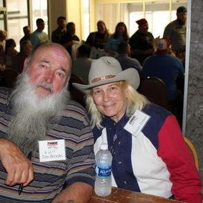 Killer Tim Brooks & Susan Green during 2017 Induction weekend