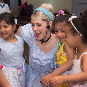 Cinderella Princess Party