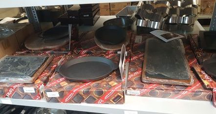 sizzler plates