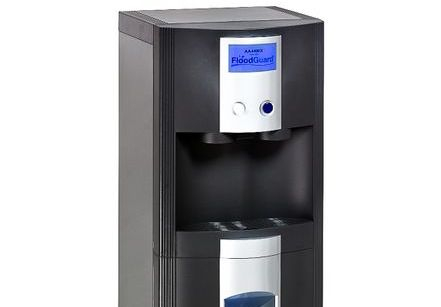 Water cooler dispenser floorstanding
