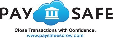 Escrow service for making purchases.