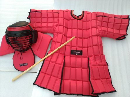 Padded Sticks, Arnis Body Armor