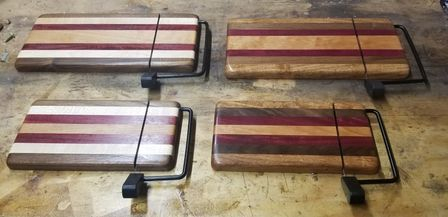 Large & small Cheese Boards