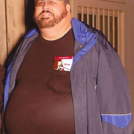 Bob at 525 lbs