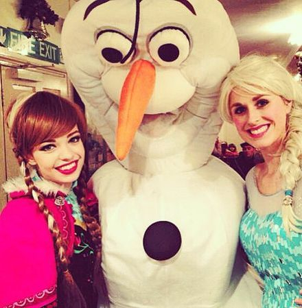 Olaf, Anna Elsa Essex London