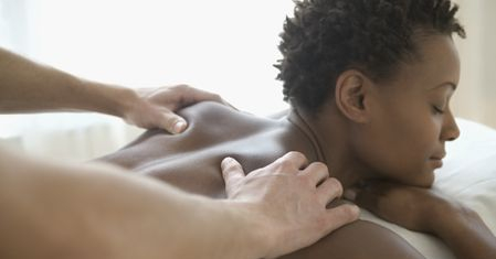 Muscle and Tension Relief