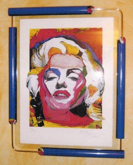 Marilyn Double Glass