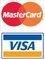 we accept most major debit/credit cards