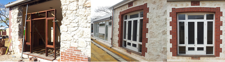 New home addition renovation extension