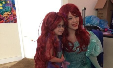 Ariel Party - The Only Way Is Entertainment - Children's Party in Essex, London and Kent