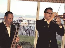 Tony Wynn & Cameron Brown, horns