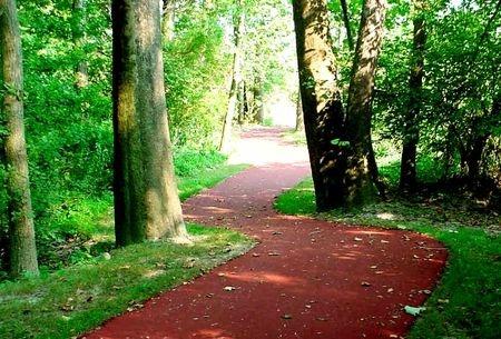 Lewisburg Park Walking Path