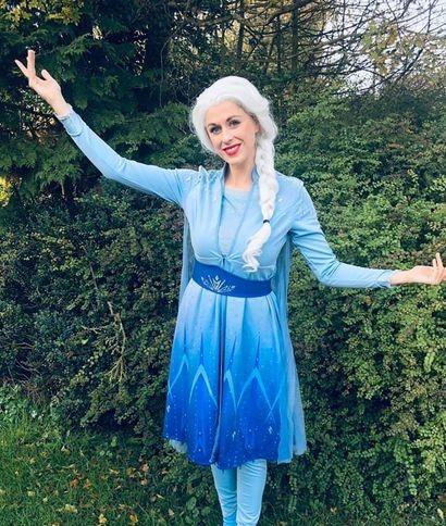 Frozen 2 Elsa Party Entertainer