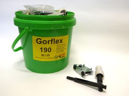 Gorflex bucket and tools
