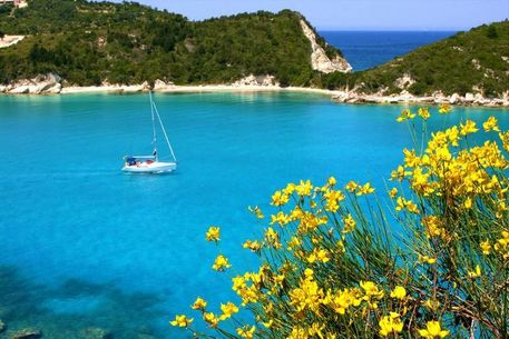 Lakka, Paxoi, Ionian, Greece