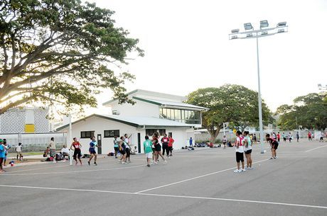 New POMNA netball facilities