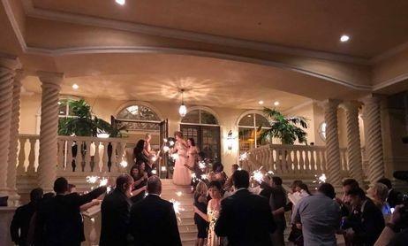 Kallie's wedding, Fort Myers