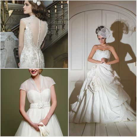 Wedding Dresses from top Desiners off the peg