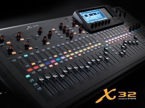 Behringer , X32, Full, Rack