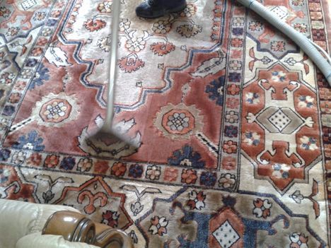 Rug cleaning at it's best