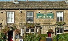Emmerdal farm pub the Woolpack Yorkshire