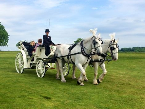 Proms, Weddings, Special Events and Occasions bethlehem carriage