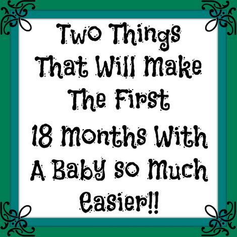 make life as a new mom easier