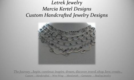 Letrek Jewelry by Marcia Kertel Designs - Brand Video
