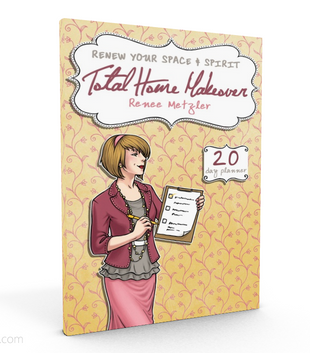 Total Home Makeover Book