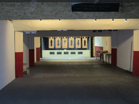 Indoor Range