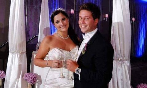 """Big Smiles """"Just Got Married """""""