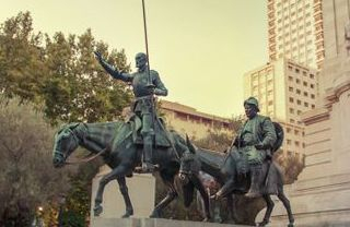 Spanish - Don Quijote - Grammar and Culture