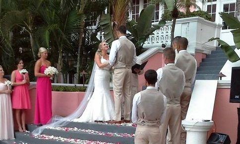 Casey's wedding, Don CeSar