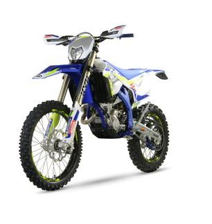 Sherco SEF 250 Factory Side View
