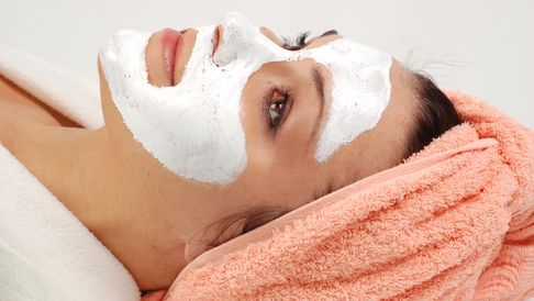 facials with the best products