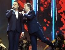 Ant & Dec's Saturday night Takeaway at the O2 London