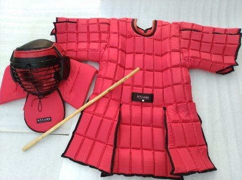 Padded Sticks, Arnis Body Armor