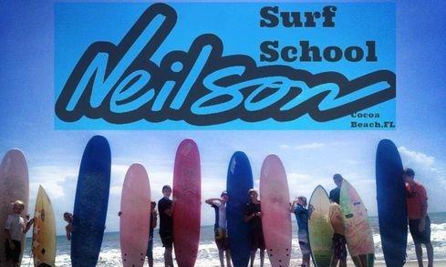 Neilson summer surf camp!