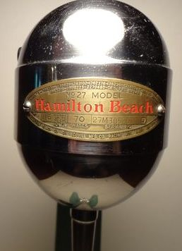 Hamilton Beach Single-head malt mixer / milkshake machine (Model 27)