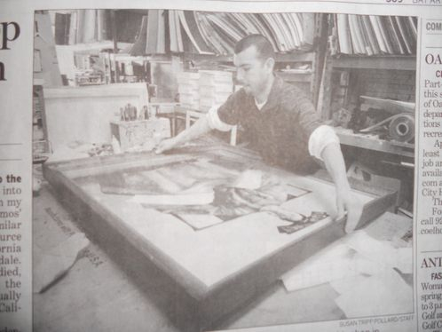Chris M. Ramos Sr. (Owner Of CR Framing)
