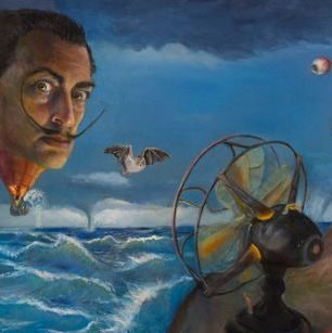 Dali Tributre, a tribute to Salvidor Dali