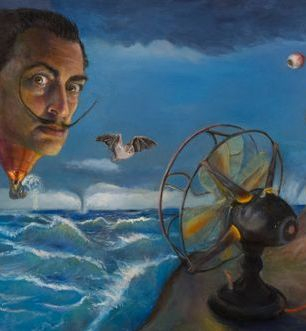 Dali tribute, a tribute to Salvidor Dali