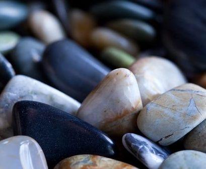 Natural Stone Beach
