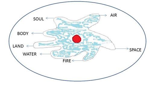 Abirudhu Neuron's Living and Nnonliving things' contacts which is discovered through Sivamathiyin Jeevayoga Jothimayam.