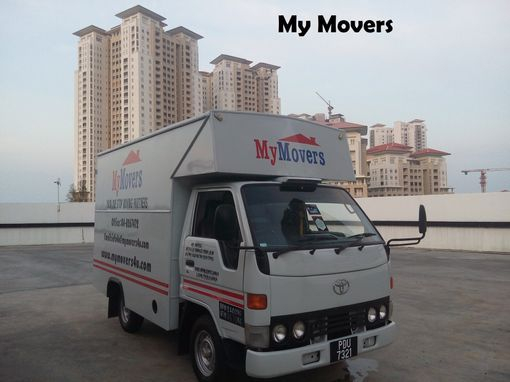 My Movers' Transportation, Truck & Lorry.