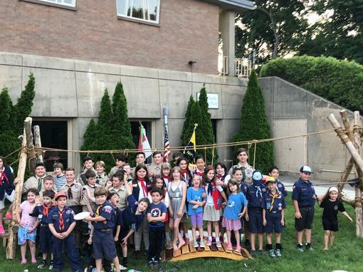 Cub Scout Pack 633 North Branford Crossover