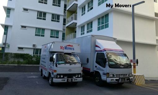 My Movers 1 Ton & 3 Ton Truck.