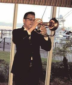 Cameron Brown Trumpet and Tony Wynn Sax Players