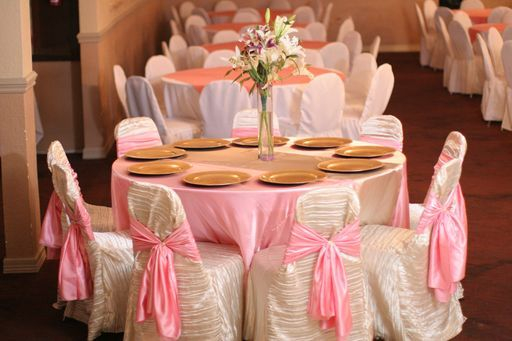 Decorations in Pink